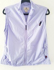 Woolrich Lightweight Lavendar Vest